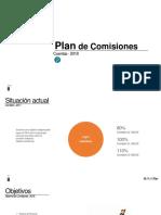 Modelo Plan de Comisiones