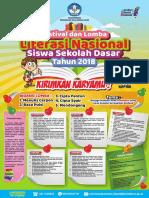 Poster Literasi 2018