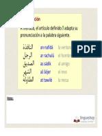 Arabic Grammar 77 in 74 Spanish 26