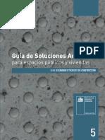 Manual de Elementos Urbanos Sustentables Tomo i