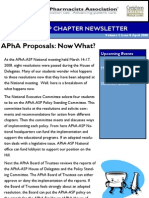 Creighton ASP - April 08 Newsletter