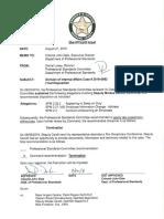 BSO Sleeping Deputy Fired Report