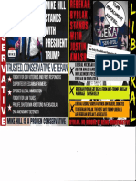 Mike Hill direct mail ads