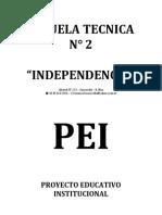 Pei Tecnica 2014