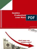 Presentacion Lean Training