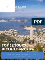 Top 10 South America Tours