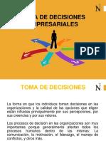 Toma de Decisiones Empresariales. Sesion 7.pptx