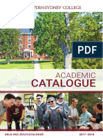 HSC Academic Catalouge 2017-18