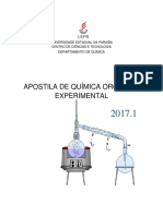 Apostila Organica Experimental_2017 (1) (1)
