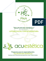 Lifting Facial Con Acupuntura