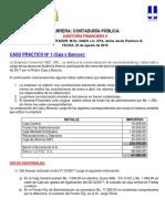 CASO PRÁCTICO - CAJA Y BANCOS - AUDITORÍA FINANCIERA-II-2018-planteamiento.pdf