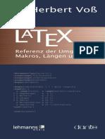 Latex Refer Enz