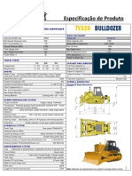 Kent Bulldozer TY320
