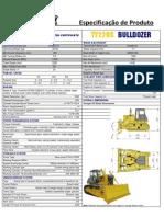 Kent Bulldozer TY220S