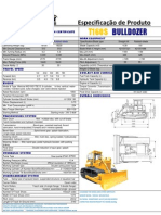 Kent Bulldozer T160S