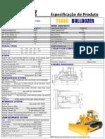Kent Bulldozer T180S