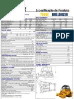 Kent Bulldozer T180F