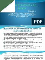 Tercer Encuentro 12 Al 14 Derecho de Familia y Del Menor