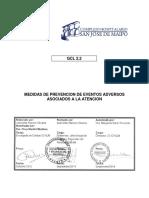 GCL 2 2 Medidas de Prevencion de Eventos Adversos Asociados a La Atenció...