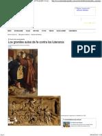Juan Gil Los Grandes Autos de Fe Contra Los Luteranos · National Geographic en Español