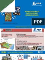 ANA - Sistema Nacional Información Recursos Hídricos