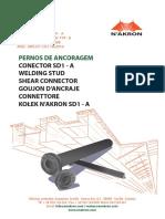 Perno Conector