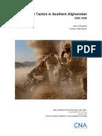 Afghan Insurgent Tactics