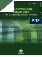 UN E-Gov Readiness Index_2008