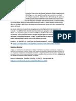 referencias bibliográficas finanzas