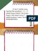 Pengantar Topologi PPT