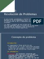 Concepto de Problema (Secundaria 2)