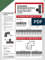 Ficha Técnica Conexiones Inyectadas UF Sist. Presion 1452