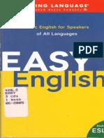 Living Language - Easy English - Basic ESL