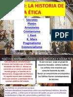 Unidad i -II-historia de La Ética, Raúl de León