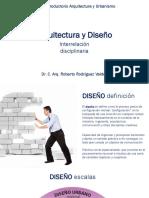 C1 Arquitectura y Diseño, Interrelacion Disciplinaria