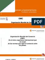ORGANIZACION MUNDIAL DEL COMERCIO PRESENTACION