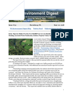 Pa Environment Digest Sept. 10, 2018