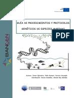 Procedimientos_protocolos_geneticos Para ADN Microalgas