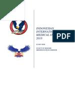 Proposal IMO 2018
