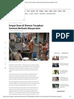 Empat Desa Di Sleman Terapkan Sanitasi Berbasis Masyarakat _ Republika Online