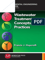 Wastewater Treatment Concepts and Practices