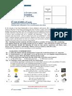 2013 Engleza Evaluare in Educatie Clasa a X-A Subiecte