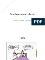 Defeitos subestruturais