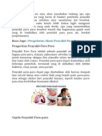 Apa Saja Pantangan Makanan Yang Harus Di Hindari Penderita Penyakit Paru Paru Basah