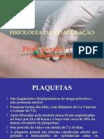 FISIOLOGIA da Coagulação.ppt