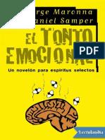 El tonto emocional - Jorge Maronna.pdf