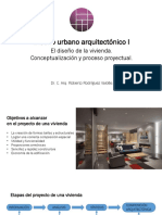 C3 La Vivienda, Fase Proyectual