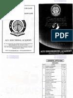 Ace Academy General Aptitude by Www.easyEngineering.net
