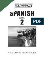 Pimsleur Spanish PDF vocabulary Level 2.pdf