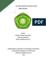 SAP Hipotensi Pras